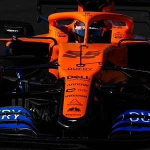 Dupla vê McLaren melhor que em Nürburgring e mais perto ...