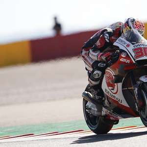 Nakagami confirma boa fase e anota 1ª pole na MotoGP em ...