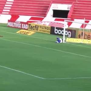 SÉRIE B: Gols de Náutico 1 x 1 Cruzeiro