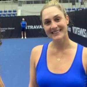 Luisa Stefani fecha temporada com vice nas duplas em torneio da WTA em Ostrava