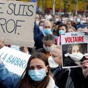 Decapitação põe secularismo novamente em debate na França