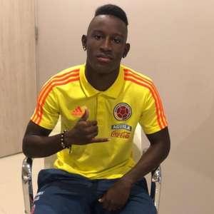 Conheça Iván Angulo, promessa da Colômbia e novo reforço do Botafogo