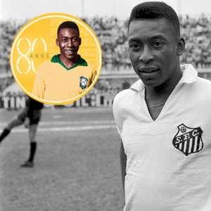 Pelé, 80 anos em 80 dias: Pepe diz o que faz de Pelé o ...