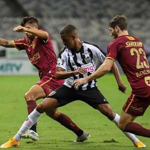 Atlético-MG empata com o Sport e fica mais distante da liderança no BR