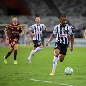 Sampaoli está pendurado e Galo fica sem Keno para encarar o Palmeiras