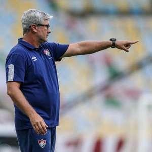 Odair exalta comprometimento do Fluminense, mas prega ...