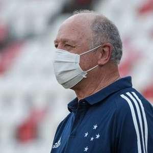 Felipão diz que reação do Cruzeiro na Série B não será ...