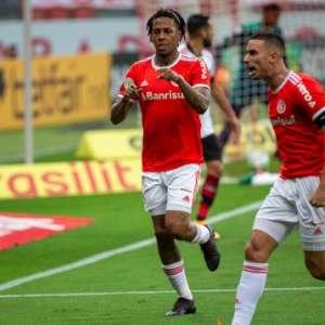Flamengo empata no fim e não deixa Inter abrir vantagem
