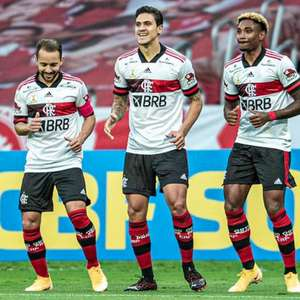 VÍDEO: Veja os gols do Flamengo no empate contra o ...
