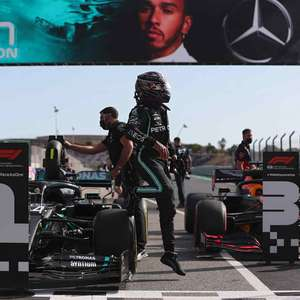 Pré-corrida do GP de Portugal de Fórmula 1