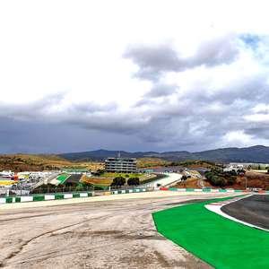 Domingo de GP de Portugal amanhece seco, mas com risco ...