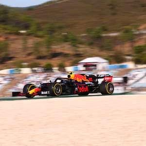 """Após mais um dia ruim, Albon diz que GP de Portugal """"vai ..."""