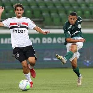 Palmeiras vence clássico contra o São Paulo e encosta ...