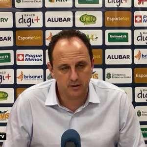 "FORTALEZA: Ceni elogia Max Walef: ""Foi decisivo no jogo"""