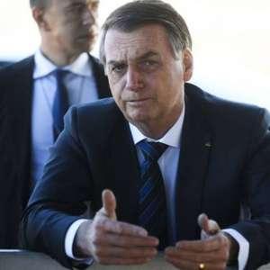 'Discretamente, vou atuar nas campanhas', diz Bolsonaro