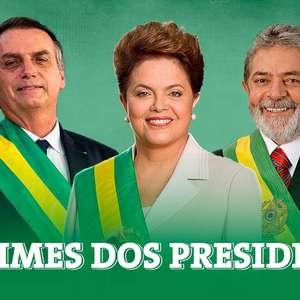 Veja qual é o time de coração dos presidentes do Brasil