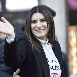 Laura Pausini revela que lockdown a deixou 'em crise'