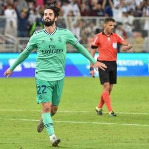 Isco critica Zidane e dispara contra poucos minutos em campo