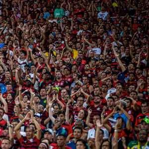 Flamengo é o clube brasileiro com mais interações no ...