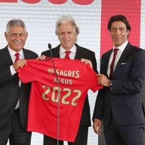 Presidente do Benfica revela que queria Jesus em 2019 e ...
