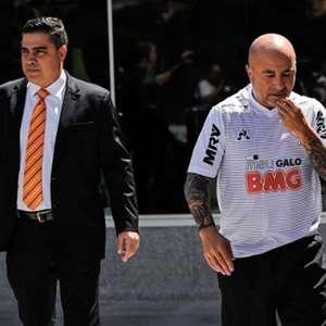 Sampaoli recebeu sondagem para deixar o Atlético-MG