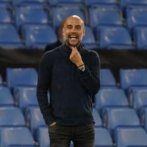 Guardiola desabafa após início ruim do Manchester City ...