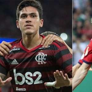 Luis Roberto rasga elogios ao atacante Pedro, do ...