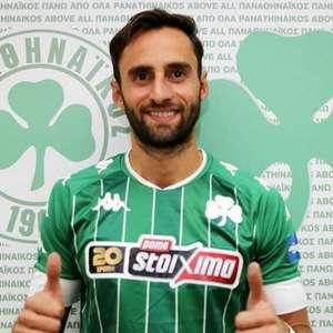 Maurício estreia pelo Panathinaikos e empata com vice- ...