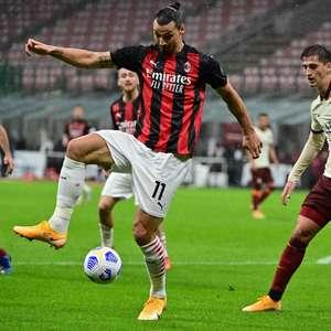 Com polêmicas, Milan e Roma empatam em jogo eletrizante