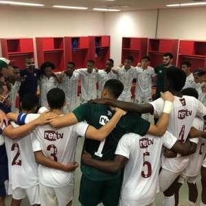 Na Arena Pernambuco, Fluminense vence o Sport pelo Brasileiro sub-20