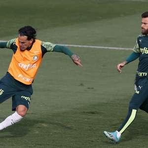 Palmeiras se reapresenta e treina visando a Copa do Brasil