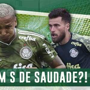 Boletim do Palmeiras: volta de Deyverson, sub-20 e dia de treino