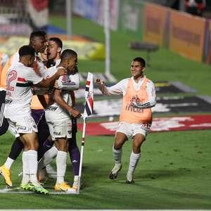 Nos pênaltis, São Paulo elimina Fortaleza na Copa do Brasil