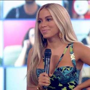 """Anitta sobre sucesso com Cardi B: """"No meu inicio no ..."""