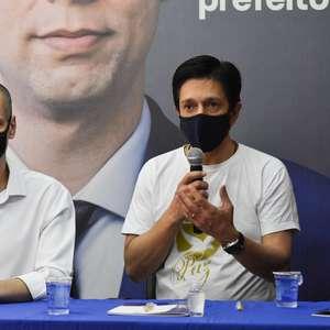 Empresa da família de vice de Bruno Covas recebeu R$ 50 mil