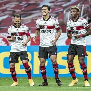 O dia em que Inter e Flamengo resgataram o futebol ...