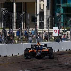 """""""Muito orgulhoso"""" da McLaren, O'Ward celebra 4º lugar ..."""