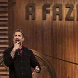 Marcos Mion reclama de carro de som em 'A Fazenda': ...