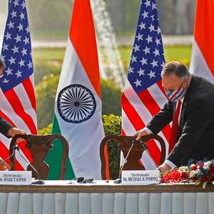 EUA alertam para ameaça da China e firmam pacto militar ...