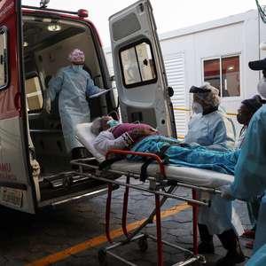 Brasil tem 549 novas mortes e se aproxima de 158 mil óbitos
