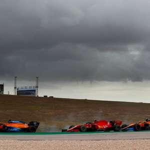 """Chefe da McLaren mostra surpresa com """"ritmo ..."""