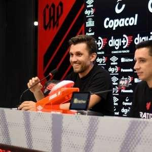 Paulo André deixa o cargo de diretor de futebol do Athletico
