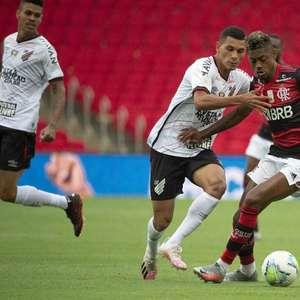 Athletico x Flamengo; prováveis times, onde ver, ...