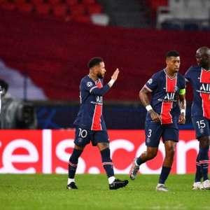 Paris Saint-Germain busca recuperação contra campeão turco