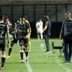 Corinthians não perde para o América-MG há nove anos