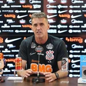 Mancini quer Corinthians agressivo contra o América-MG: ...