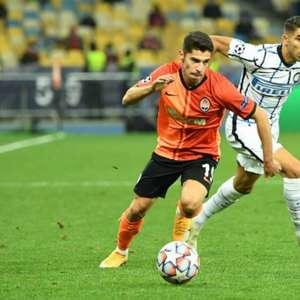 Shakhtar e Inter de Milão empatam sem gols pela Champions