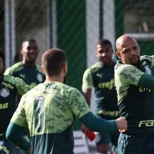 Andrey Lopes comanda primeiro treino tático da semana no ...