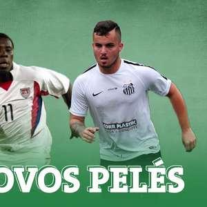 """Saiba o destino dos """"Novos Pelés"""" do futebol"""