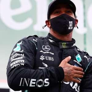 No caminho do hepta, Hamilton faz o maior e melhor ...